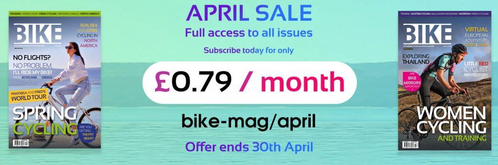 April offer