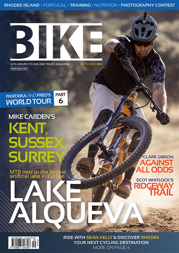 BIKE Magazine September 2021