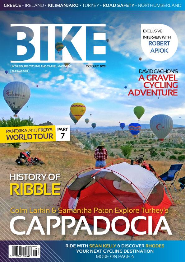 BIKE Magazine October 2021